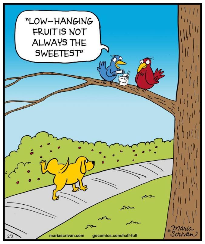 lowfruit