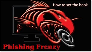 Phishing Frenzy briefing splash image