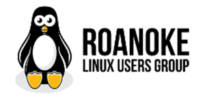 Roanoke Linux Users Group logo